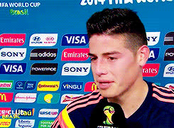 james rodriguez, soccer, thank you, enjoy it! more ((UPDATE))((END OF UPDATE)) 8:53 pm (July 6th)+ 80#gif hunt#rph#james rodriguez gif hunt#james rodriguez gifs#jam GIFs