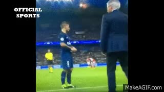 Watch and share Marco Verratti Water Bottle Flip ( One Of The Best ) GIFs on Gfycat