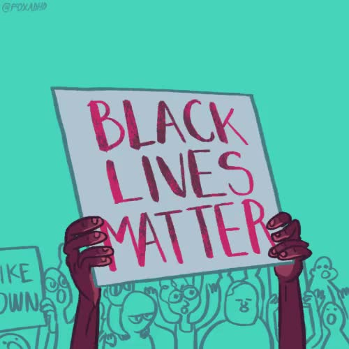 Watch and share Black Lives Matter GIFs and Blm GIFs on Gfycat