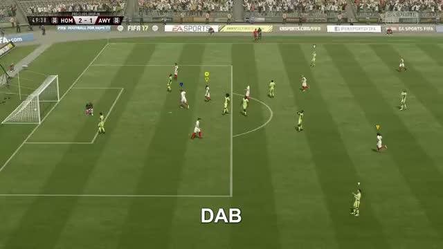 Watch POGBA DAB GIF by Gamer DVR (@xboxdvr) on Gfycat. Discover more EASPORTSFIFA17, TrojanX6, xbox, xbox dvr, xbox one GIFs on Gfycat