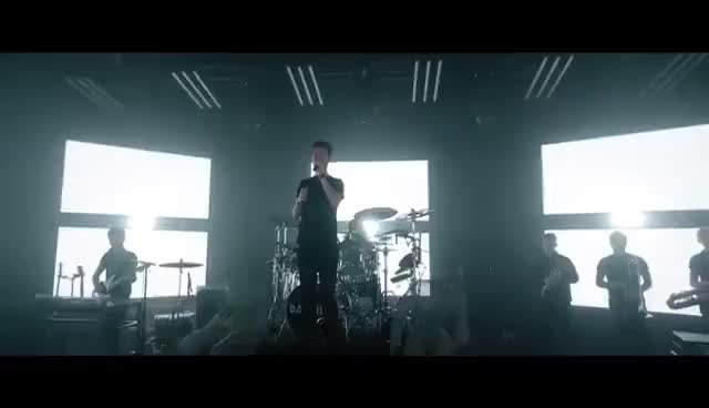 Watch and share Bastille - The Currents (Vevo Presents) GIFs on Gfycat