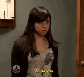 Watch aubrey plaza GIF on Gfycat. Discover more related GIFs on Gfycat