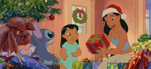 Watch this boxing day GIF by The GIF Smith (@sannahparker) on Gfycat. Discover more christmas, christmas presents, gift giving, gifts, happy holidays, holidays, lilo and stitch, merry christmas, opening presents, presents GIFs on Gfycat