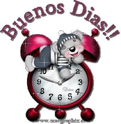Watch and share Buenos Dia animated stickers on Gfycat