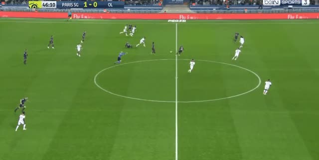 Watch and share Neymar Short Pass + Mbappe Miss Vs Lyon 18-19 GIFs by FIFPRO Stats on Gfycat