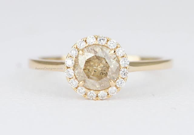 Watch and share Engagement Ring GIFs and Stacking Rings GIFs by Aurora Designer on Gfycat