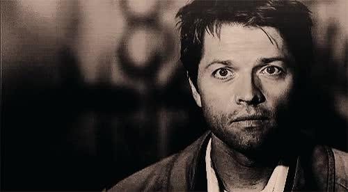 Watch Castiel Agrees GIF by Reaction GIFs (@sypher0115) on Gfycat. Discover more Misha Collins GIFs on Gfycat