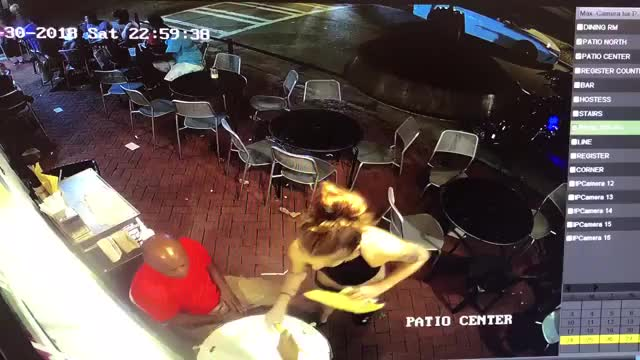 Watch Groping a servers butt Whatcouldgowrong GIF by sdfdsfdsfs1 on Gfycat. Discover more related GIFs on Gfycat