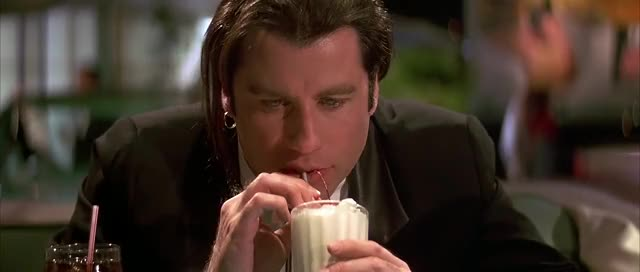 Watch and share John Travolta GIFs and Pulp Fiction GIFs on Gfycat