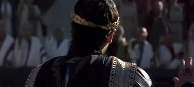 Watch Gladiator Thumbs Up GIF on Gfycat. Discover more commodus, gladiator, thumbs up GIFs on Gfycat