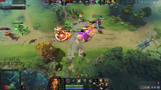 Watch Windrunner Play GIF by ... (@prabh94) on Gfycat. Discover more dota 2, dota2, lol, windranger GIFs on Gfycat