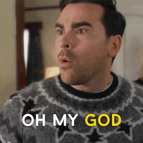Watch and share Dan Levy GIFs on Gfycat