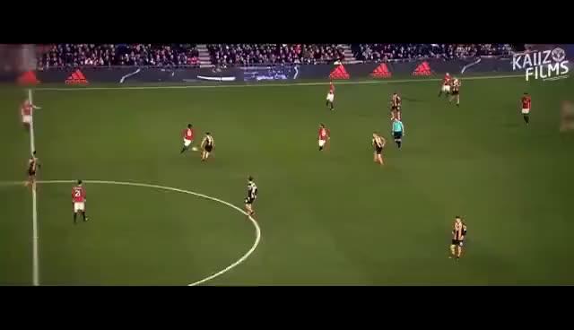 Watch and share Paul Pogba - Magic Dribbling Skills - 2017 HD GIFs on Gfycat