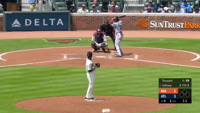 Watch and share Atlanta Braves GIFs and Baseball GIFs by wydiyd on Gfycat