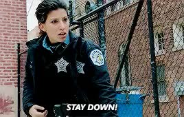 Watch and share Tania Raymonde GIFs and Police GIFs on Gfycat