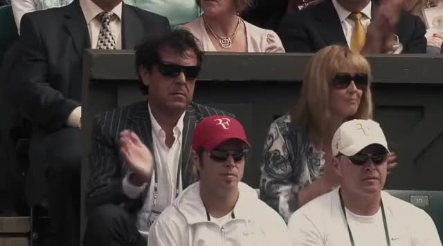 Watch Strokes of Genius [2018] - Roger Federer vs Rafael Nadal - Wimbledon 2008 GIF on Gfycat. Discover more 2008, Genius, wimbledon GIFs on Gfycat
