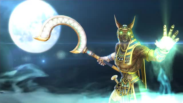 Watch and share Anubis GIFs and Smite GIFs by skyflu on Gfycat