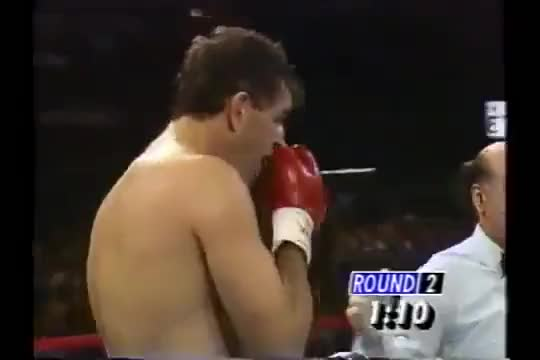 Watch and share George Foreman Displays One Of The Most Devastating Knockouts Ever Caught On Film. (reddit) GIFs by yhwhandson on Gfycat