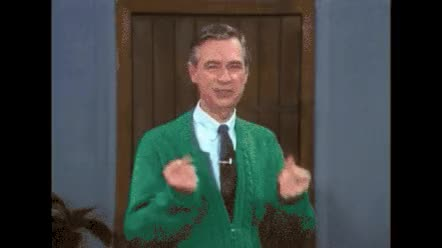 Watch and share Fred Rogers GIFs on Gfycat