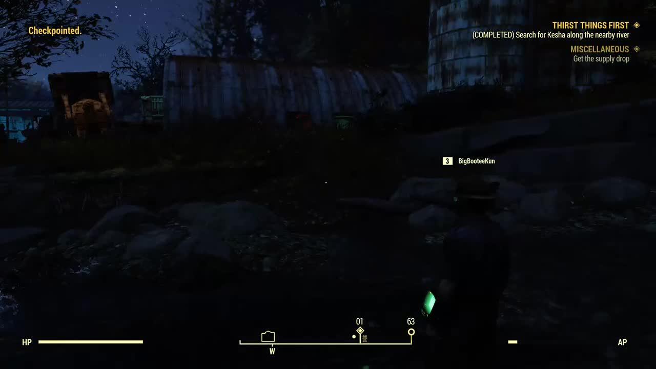 Brandenpunch, Fallout76BETA, xbox, xbox dvr, xbox one, Aww GIFs