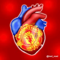 Watch and share Manchester United Heart Beating GIFs on Gfycat