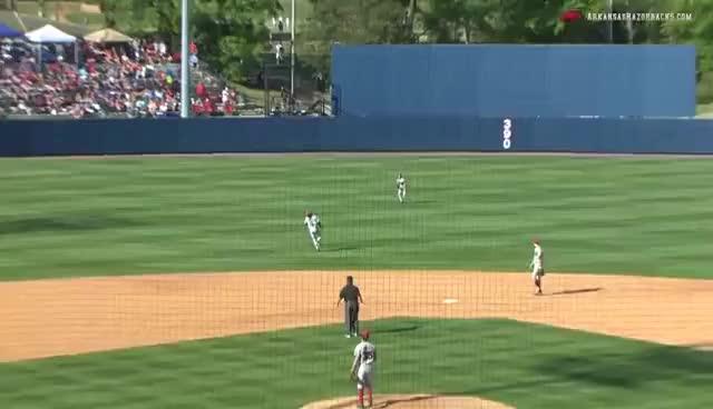 Watch and share College Baseball GIFs and Michael Bernal GIFs on Gfycat