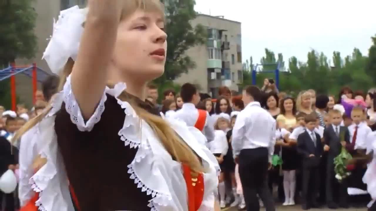 Upskirt, imagesofrussia, imagesofthe2010s, Russian School Dance Upskirt GIFs