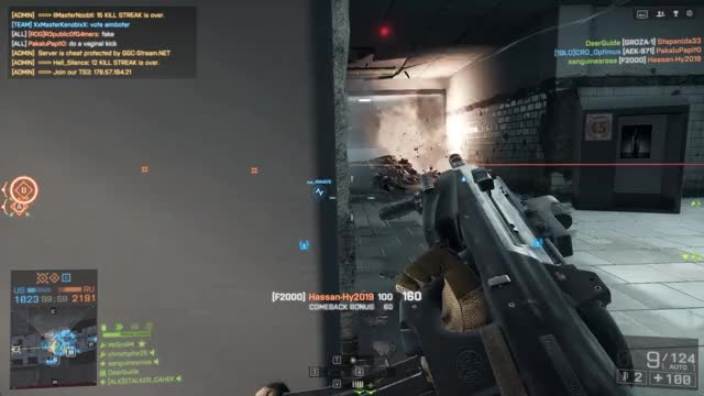 Watch [Battlefield 4] Just a quick quality and frames test. What do you think? (reddit) GIF on Gfycat. Discover more 60fpsGamingGifs, 60fpsgaminggifs GIFs on Gfycat
