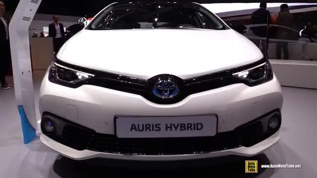 Watch and share 2017 Toyota Auris Hybrid - Exterior And Interior Walkaround - 2017 Geneva Motor Show GIFs on Gfycat