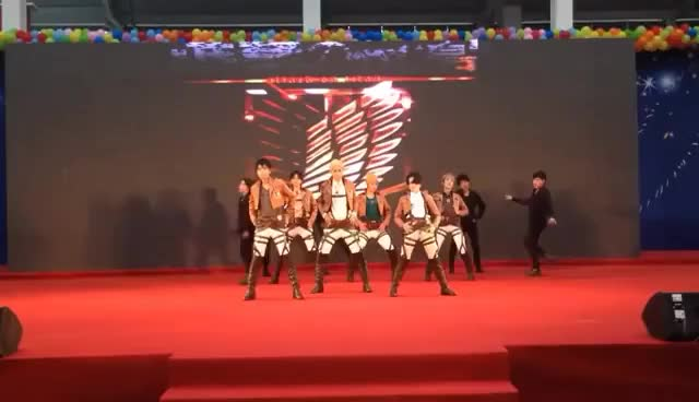Watch SNK THIS LOVE COSPLAY GIF on Gfycat. Discover more snk cosplay this love shingeki no kyojin GIFs on Gfycat