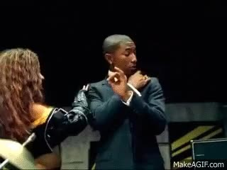 Watch P.Diddy feat. Lenny Kravitz and Pharrell - Show Me Your Soul.avi GIF on Gfycat. Discover more related GIFs on Gfycat