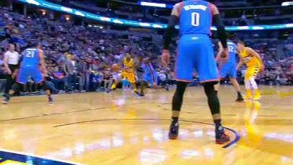 Watch Wilson Chandler — Denver Nuggets GIF by Off-Hand (@off-hand) on Gfycat. Discover more related GIFs on Gfycat