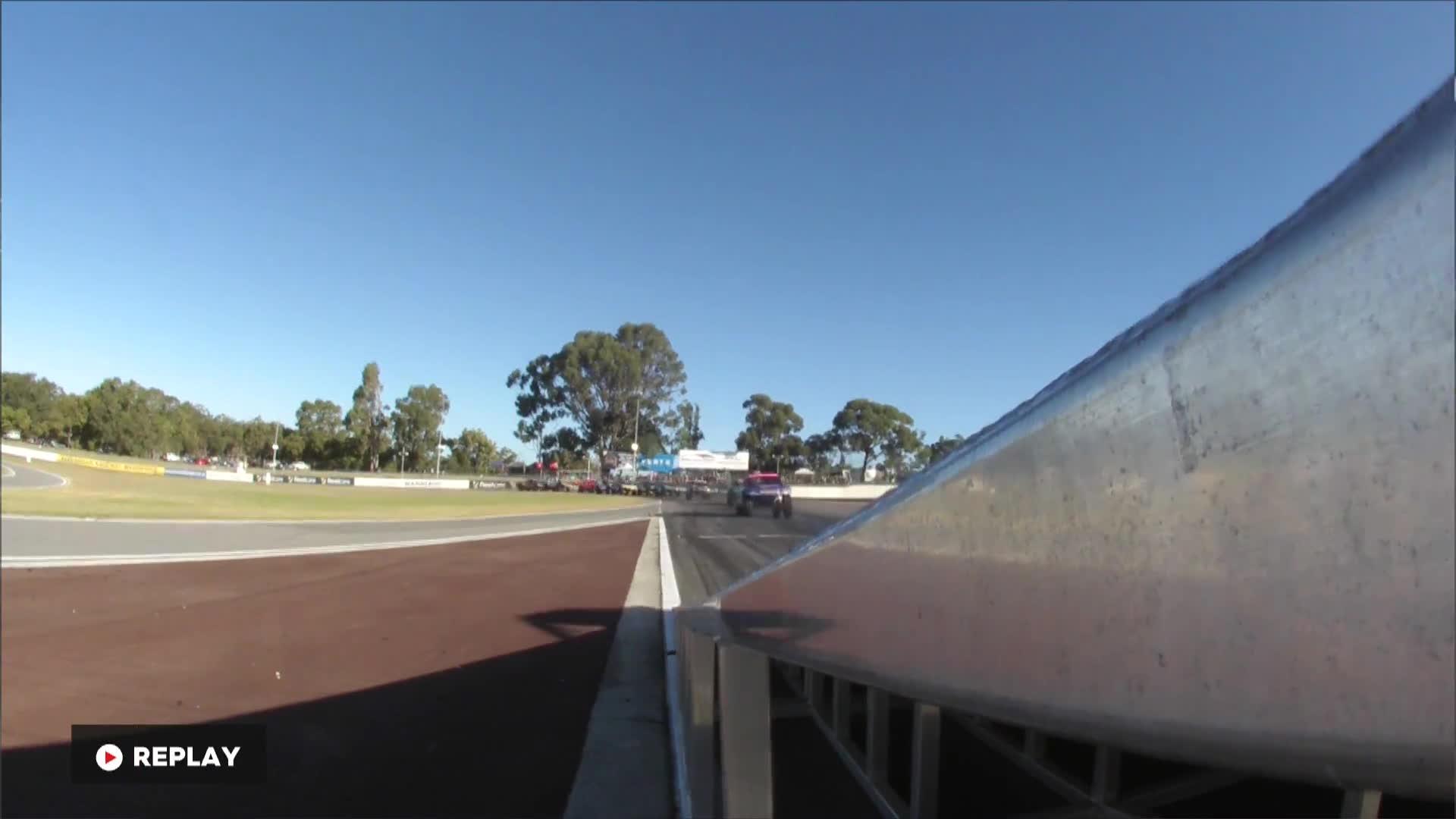 pert, robby gordon, stadium super trucks, 2017 Perth Stadium Super Trucks Race #1 GIFs