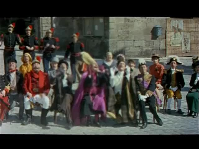 Watch KING OF HEARTS, Philippe de Broca (1966) GIF by @snarkishark on Gfycat. Discover more KING OF HEARTS, Philippe de Broca, applause, bishop, cheering, clapping, gentlemen GIFs on Gfycat