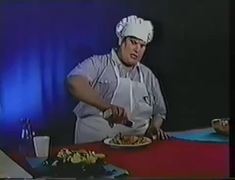 Watch and share Merrill Howard Kalin Show (1992) GIFs on Gfycat