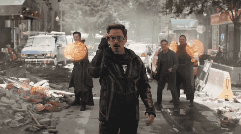 avengers, cool, downey, infinity, junior, mustache, my, oh, omg, robert, scared, surprise, surprising, war, wtf, Avengers - Infinity war GIFs