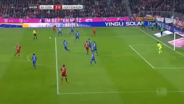 Watch and share Lewandowski GIFs and Bayern GIFs on Gfycat