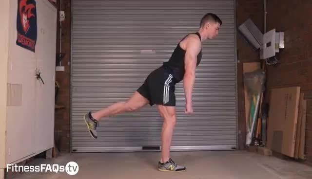 Touch Your Toes (Flexibility Hack) GIFs