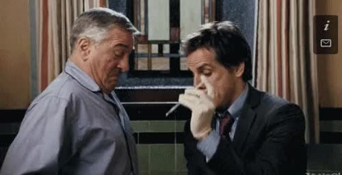 Watch and share Robert De Niro Ben Stiller Gif GIFs on Gfycat