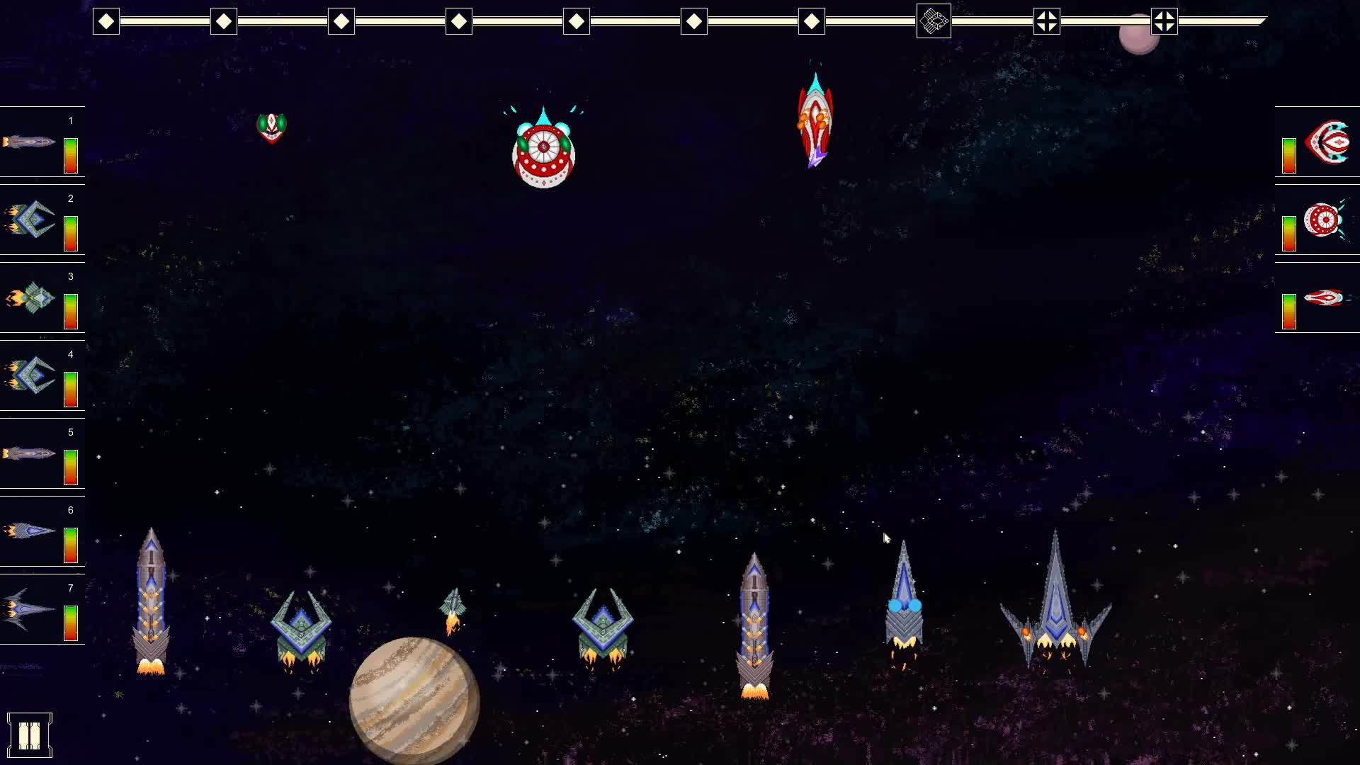 clicker, gamedev, incremental game, indiedev, Lazy Galaxy: more ships GIFs