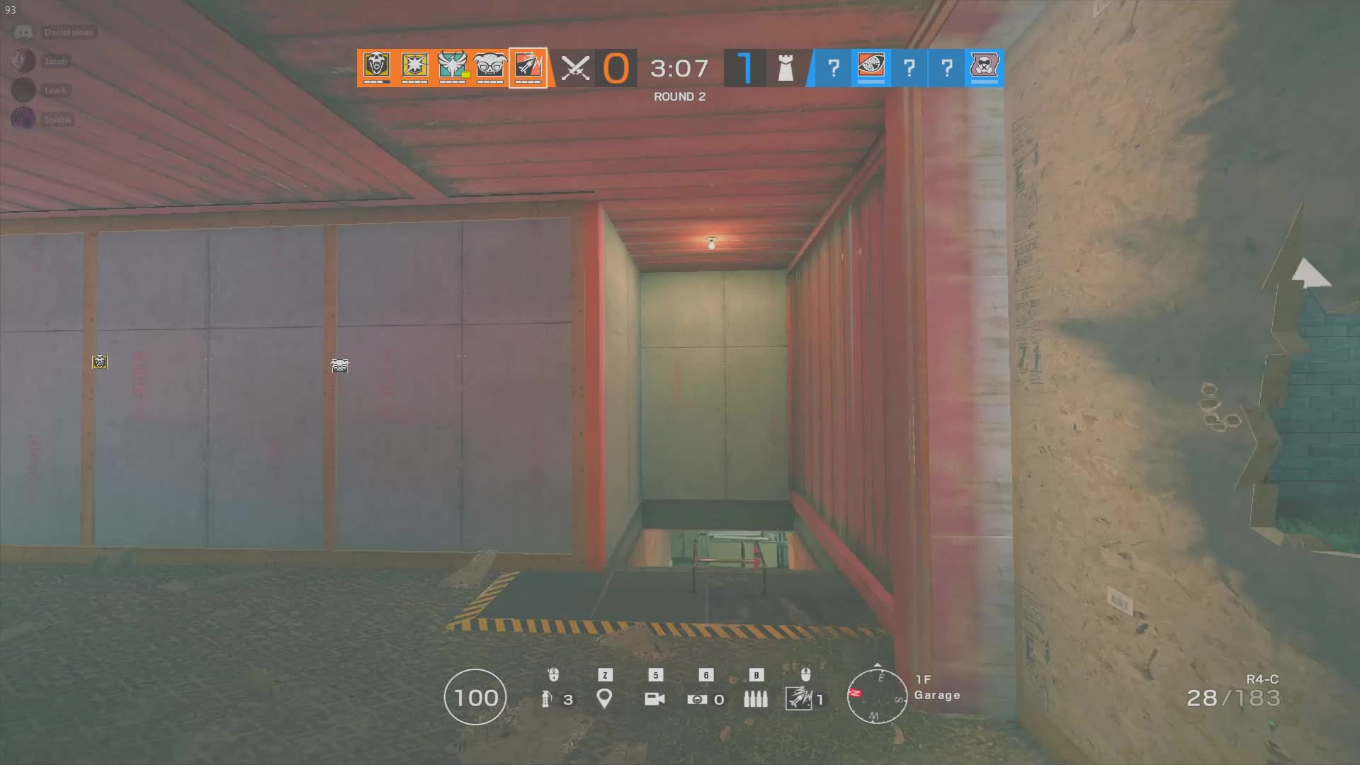 Rainbow6, Siege, Hacks GIFs