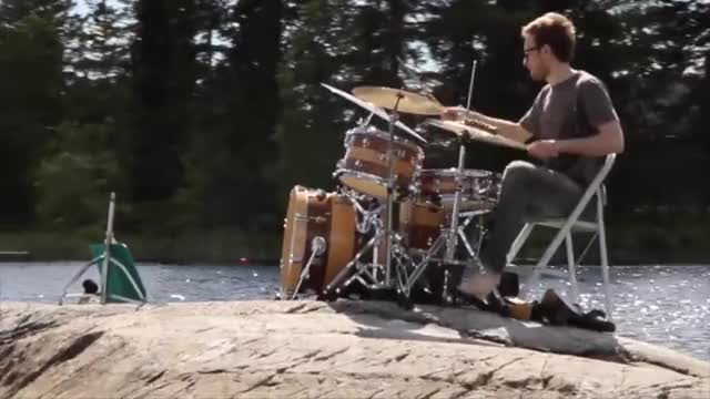 Outdoor Drumming - Knut Kvifte Nesheim