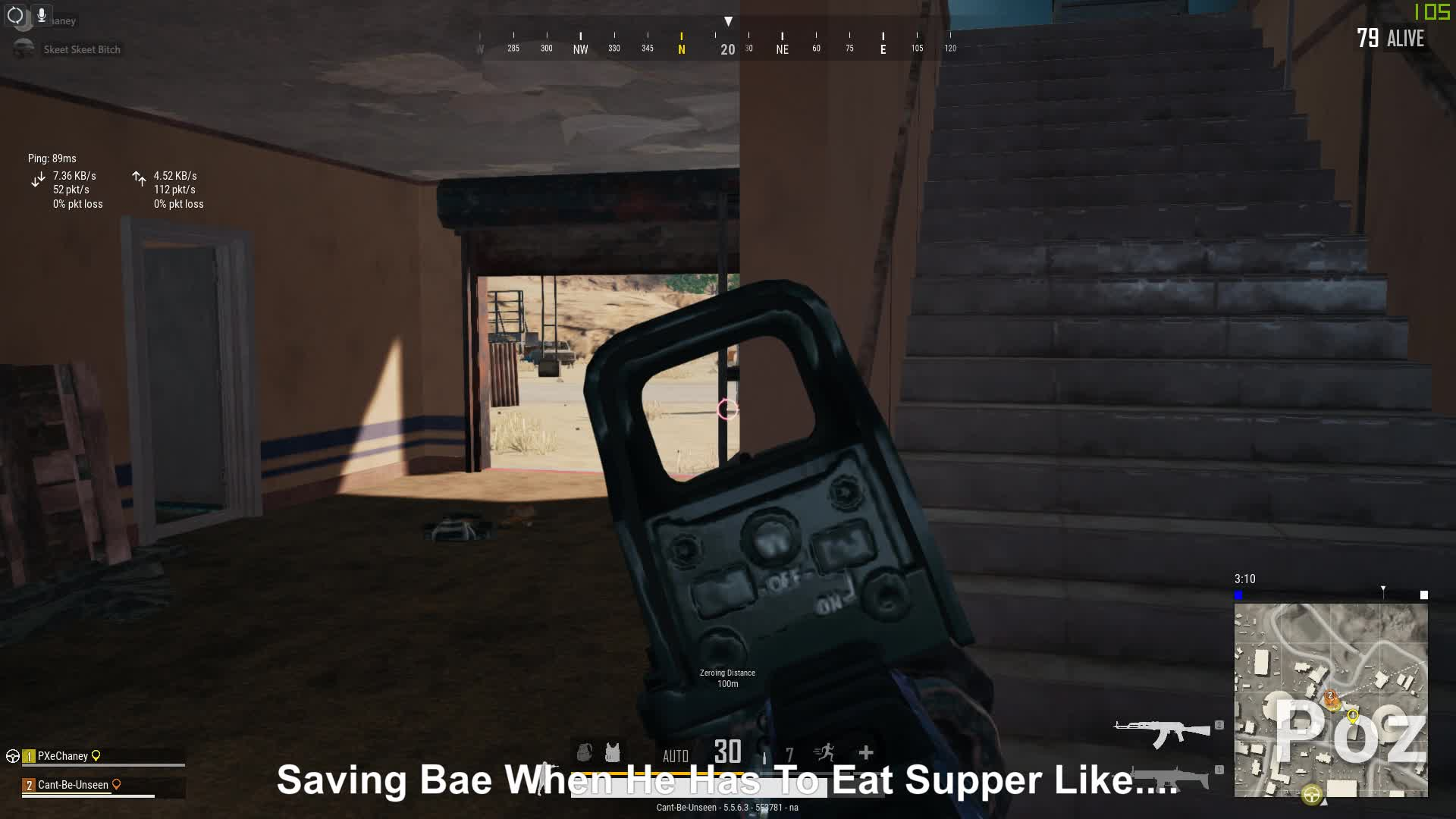 pubattlegrounds, pubg, How To Save Your Friend When He Has To Go Eat..~ GIFs
