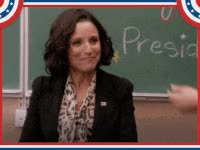 Watch and share Julia Louis Dreyfus GIFs and Pregnant GIFs on Gfycat