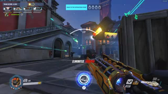 Watch and share Overwatch GIFs and Ana GIFs by Naseef Khan on Gfycat