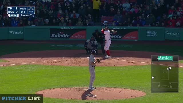 Watch Chaz Roe SL 4-7-18 GIF on Gfycat. Discover more Boston Red Sox, Tampa Bay Rays, baseball GIFs on Gfycat