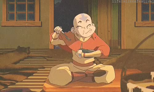 Watch Aang loves Sea Prunes :) GIF on Gfycat. Discover more Avatar, Avatar The Last Airbender, aang, atla, avatar, avatar: the last airbender, book 1: water, book 3: fire, mine:old, mine:others, mygifs, or was the other one ocean cumquats?, triciaswork GIFs on Gfycat