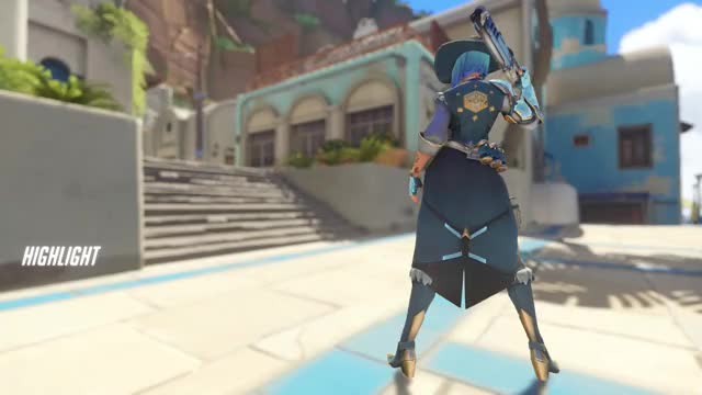 Watch and share Highlight GIFs and Overwatch GIFs by tokitokitae on Gfycat