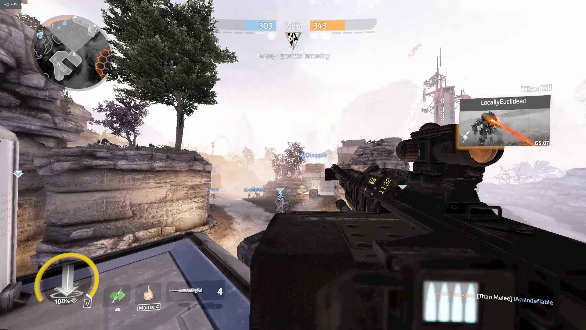 titanfall2, Farther than I thought GIFs