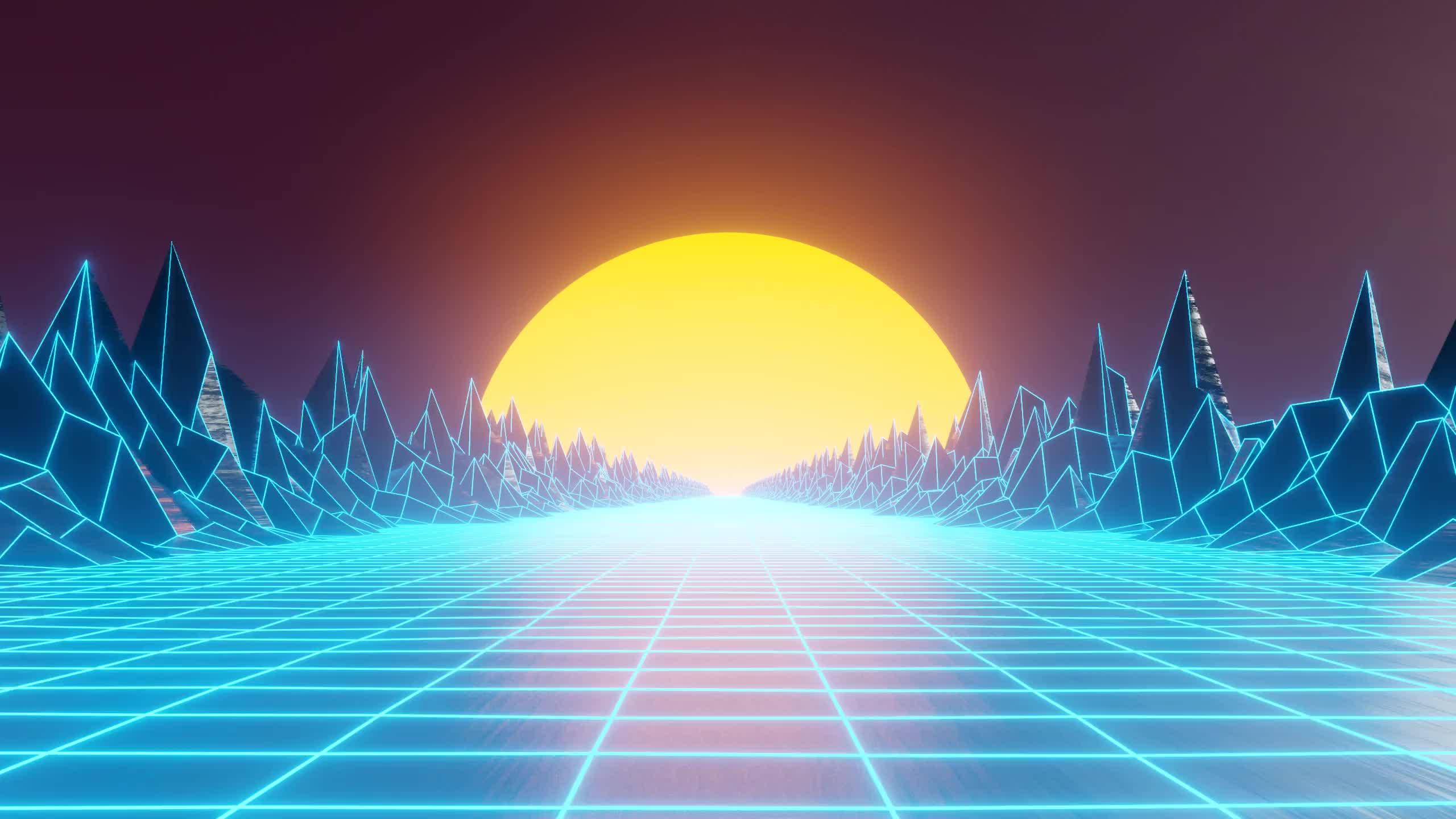 Outrun GIFs
